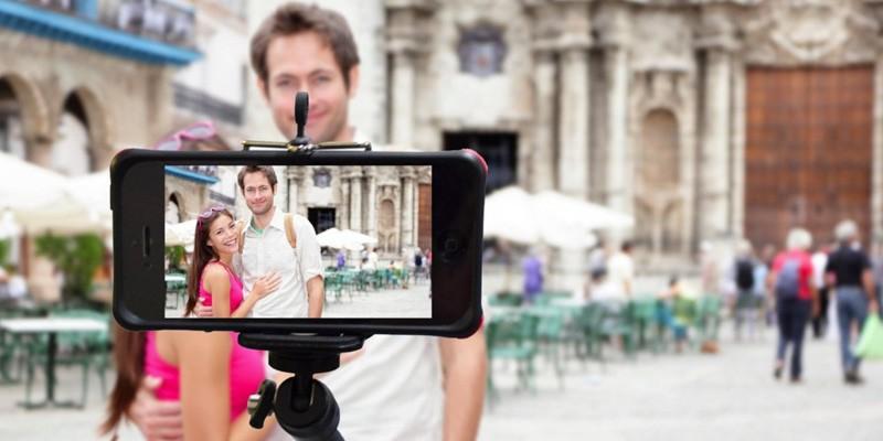 Guía rápida de Palos Selfie
