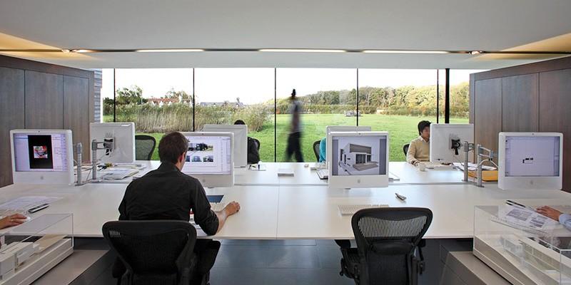 Ventajas del uso de redes locales en oficinas